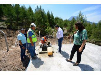 Muğla'nın Dört Mahallesi Daha Suya Kavuşuyor