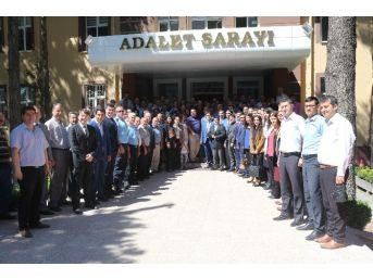 Cumhuriyet Başsavcısı Ahmet Tekne Niğde'den Ayıldı