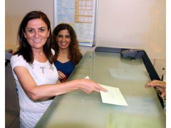 Kadınlardan Çilem Doğan'a Destek Mektubu