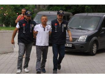 Samsun'daki Cinayetin Zanlısı Adliyede