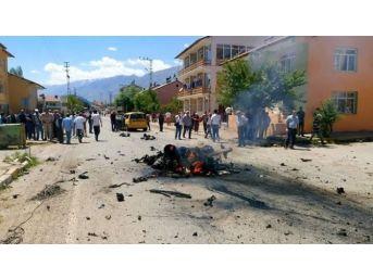 Ovacık'ta Adliye Lojmanlarına Saldırı: Yaralılar Var