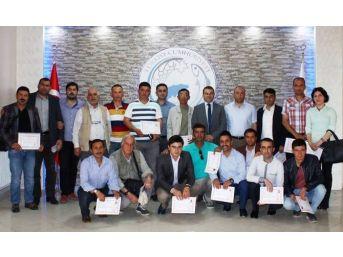 Kaymakam Yaşar'dan Festival Komitesine Teşekkür Belgesi