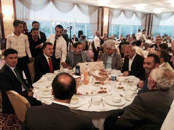 Teskomb Gelen Başkanı Akgül, Sorgun'da İftar Yemeği Verdi