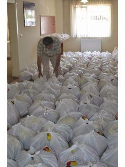 Alaplı Tso Ramazan Ayında Gıda Yardımı Dağıttı