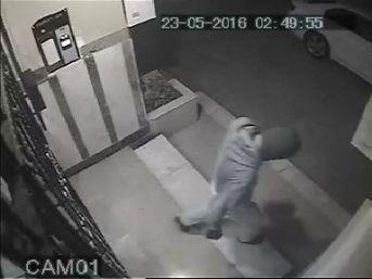 Ayakkabısız Hırsız Zanlısı Tutuklandı