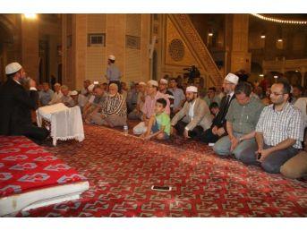 Dünya Hafızları Adana'da Kur'an Ziyafeti Sundu