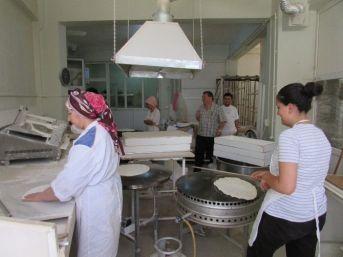 Sandıklı'da Ramazan Ayında Yufka Tüketimi Arttı