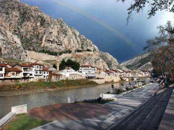 Amasya'nın 7 Turizm Projesine Oka Desteği