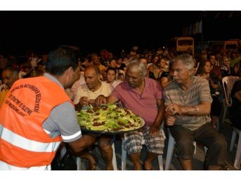 Büyükşehirden İlçelerde Ramazan Etkinlikleri
