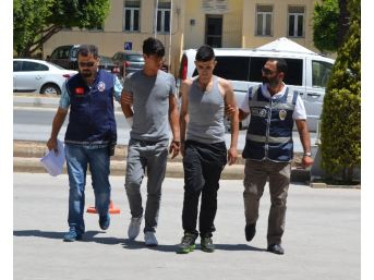 Cep Telefonu Hırsızları Uyuşturucuyla Yakalandı