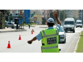 Korkuteli'de 5 Ayda 113 Araç Trafikten Men Edildi