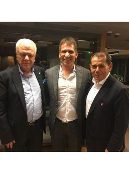Serdar Aziz, Galatasaray'da