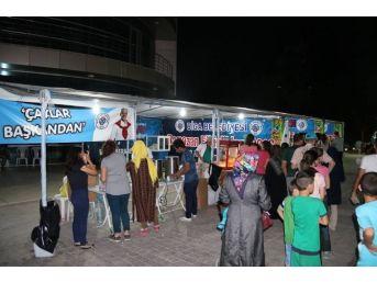 Biga'da Ramazan Etkinlikleri Devam Ediyor