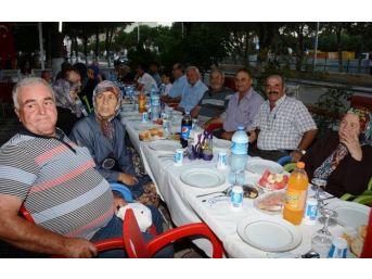 Şehit Ve Gazi Ailelerine İftar Programı