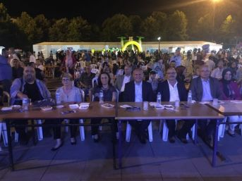 Başkan Keleş Anıtpark'da Vatandaşlarla Bir Araya Geldi