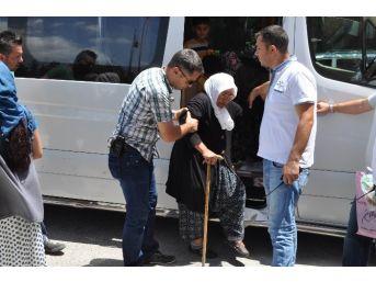 Eskişehir'de Dilenciler Polis Ve Zabıtadan Kaçamadı