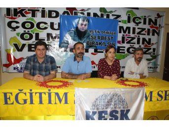 Kesk, Yüksekova İçin Kampanya Başlattı