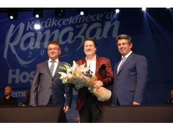 Ahmet Özhan, Küçükçekmecelileri İlahileriyle Mest Etti