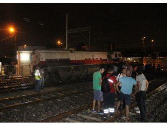 İzmir'deki Tren Kazası Ucuz Atlatıldı