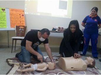 Kırklareli'de Umke Üyelerine Eğitim