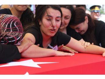 Kırşehir Şehidini Dualarla Uğurlandı