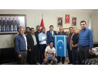 Türkmenlere Ramazan Ayı Yardımı
