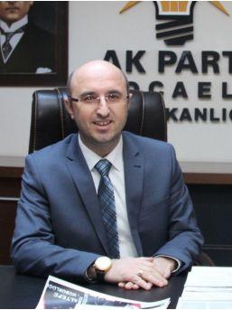 """Ak Parti Kocaeli İl Başkanı: """"izgaz'ın Siyasi Karar Olduğunu Söylemek Akıl Tutulması"""""""