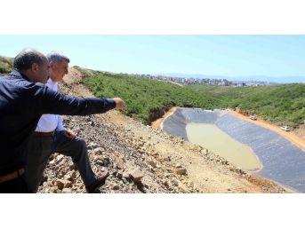 Başkan Karaosmanoğlu, Gebze'de İncelemeler Yaptı
