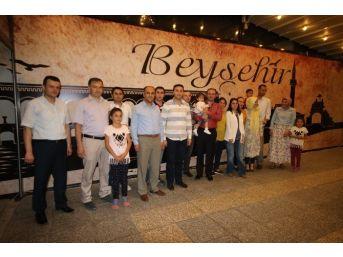 Beyşehir'e Veda Edecek Yargı Mensupları Onuruna İftar