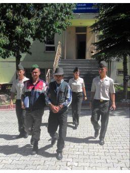 Cezaevi Firarisi Saklandığı Barakada Yakalandı