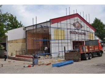 Seydişehir Belediyesi Yeni Nikah Salonuna Kavuşuyor