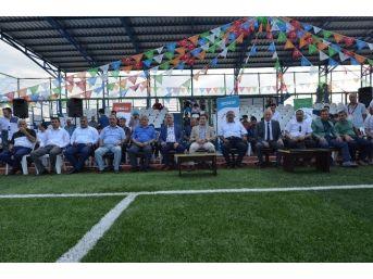 Kültür, Kiraz Ve Spor Festivali Futbol Turnuvası Başladı