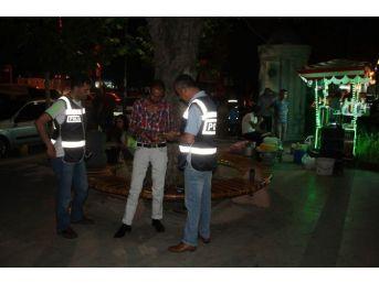 Malatya Polisinden Merkezi Noktalarda Asayiş Denetimi