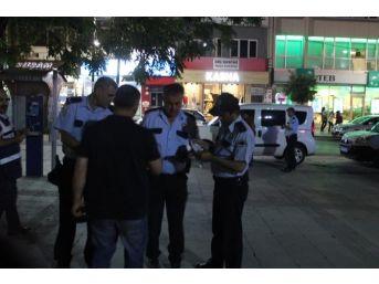Malatya'da İftardan Sonra Huzur Operasyonu