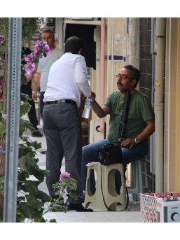 Sokak Ortasında Pompalı Tüfekle İntihar Etmek İstedi