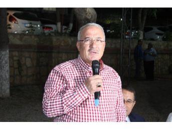 Başkan Kocamaz'dan İş Adamlarına Mersin İdmanyurdu Mektubu
