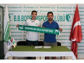 Bodrumspor Başakşehirli İki Genci Renklerine Bağladı