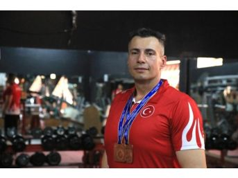 Doktorların Yürüyemezsin Dediği Milli Sporcu Avrupa Şampiyonası'nda