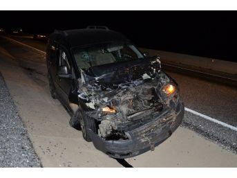 Milas'ta Kaza İçinde Kaza 4: Yaralı