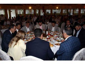 Tobb Başkanı Hisarcıklıoğlu Nevşehir'de İftar Programına Katıldı