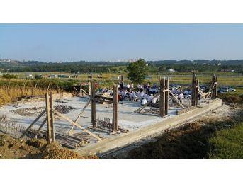 Sinop'ta Yurt Binası Temeli Atıldı