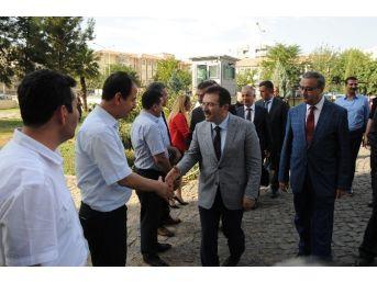 İçişleri Müsteşarı Altınok İftarı Cizre'de Açtı