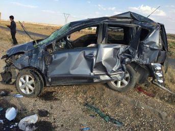 İdil'de Kaza: 2 Yaralı