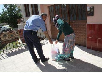 Sorgun Belediyesi'nden 2 Bin Aileye Ramazan Yardımı