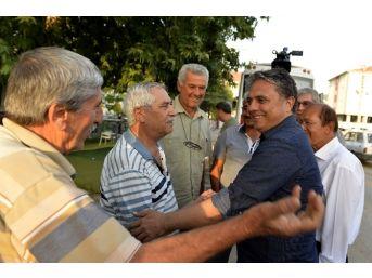 Muratpaşa'dan Kardeş İlçe Ziyareti