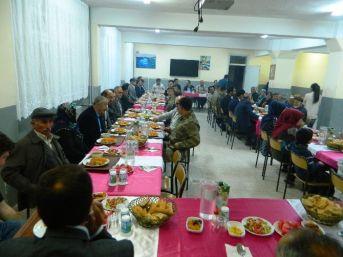 Şehit Ve Gazi Aileleri, İftar Yemeğinden Biraraya Geldi