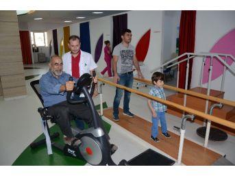 Nazilli'de Fizik Tedavi Merkezi Açıldı