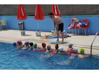 Bozüyük Belediyesi Yaz Spor Okulları Başladı