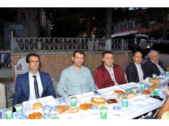 Dodurga İftarında İstanbul'da Gerçekleşen Hain Saldırı Kınandı