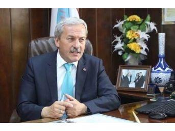 Osmaneli Belediye Başkanı Şahin'den Taziye Mesajı